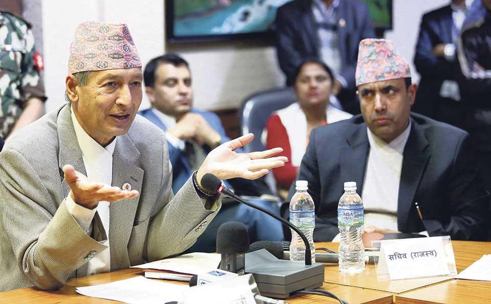 Dissecting Nepali economy
