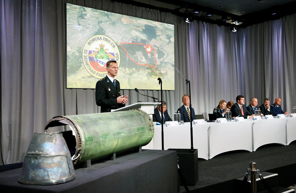 Investigators identify Russian military unit in downing of MH17