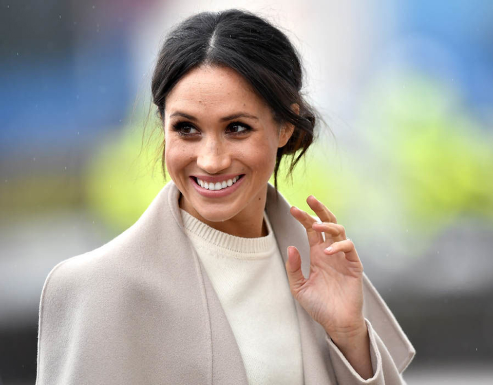 "Vogue names ""campaigning feminist"" Meghan Markle among top influential women"