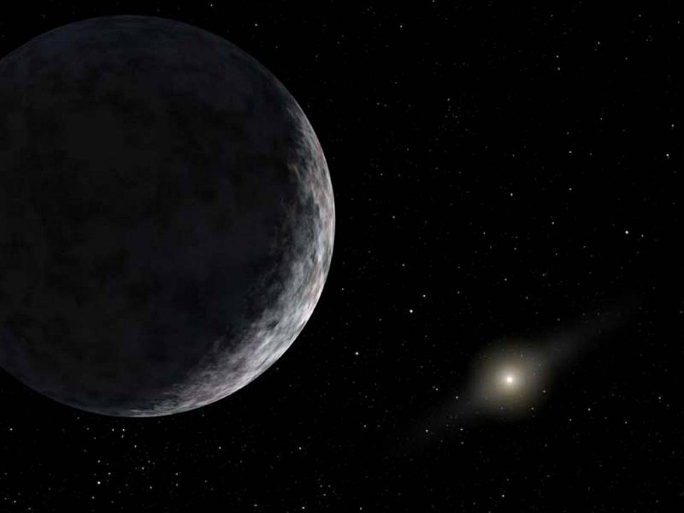 Pluto could be reclassified by scientists as a planet