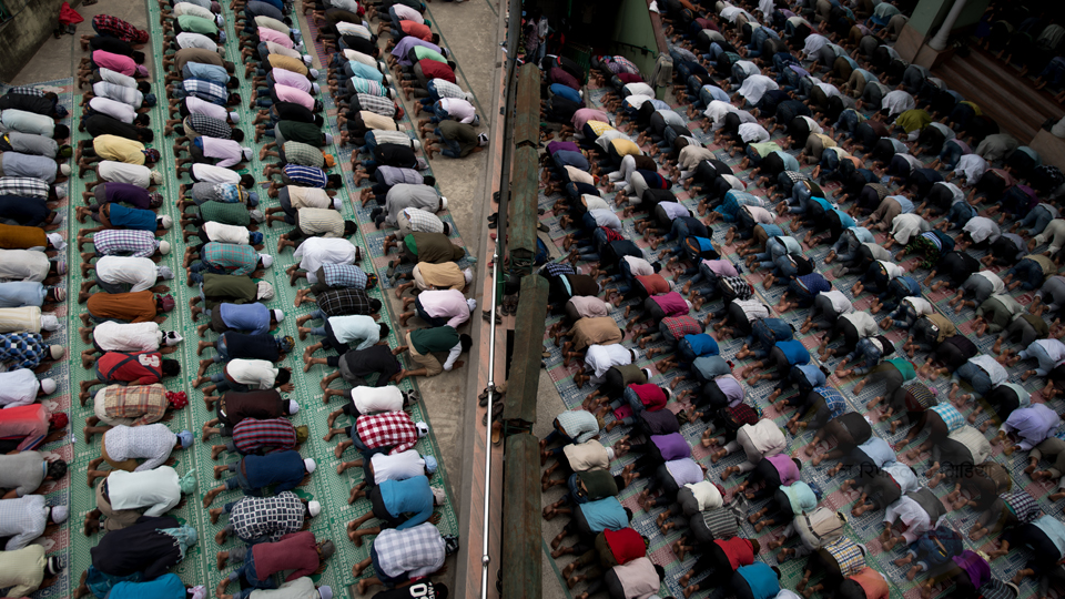 Ramadan observed in pictures