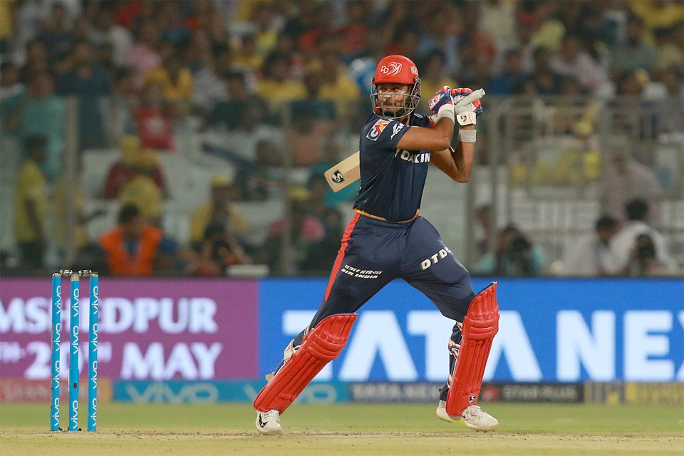 Rishabh's century led Delhi to present target of 188 runs for Sunrisers