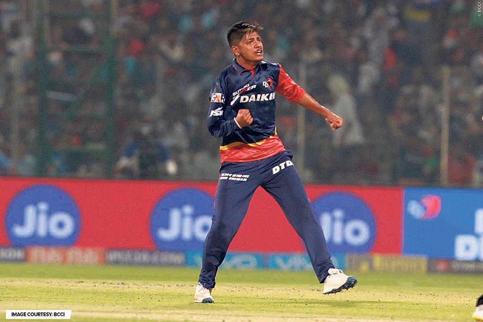 Defining moments in Sandeep Lamichhane's meteoric rise in cricket