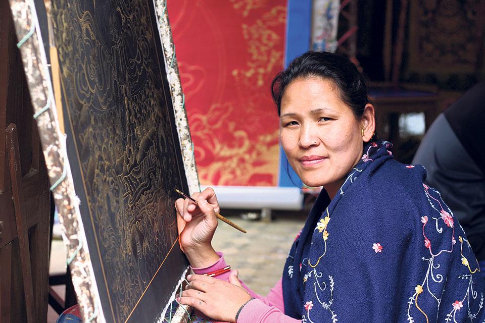 Soul of my city: An artist mother