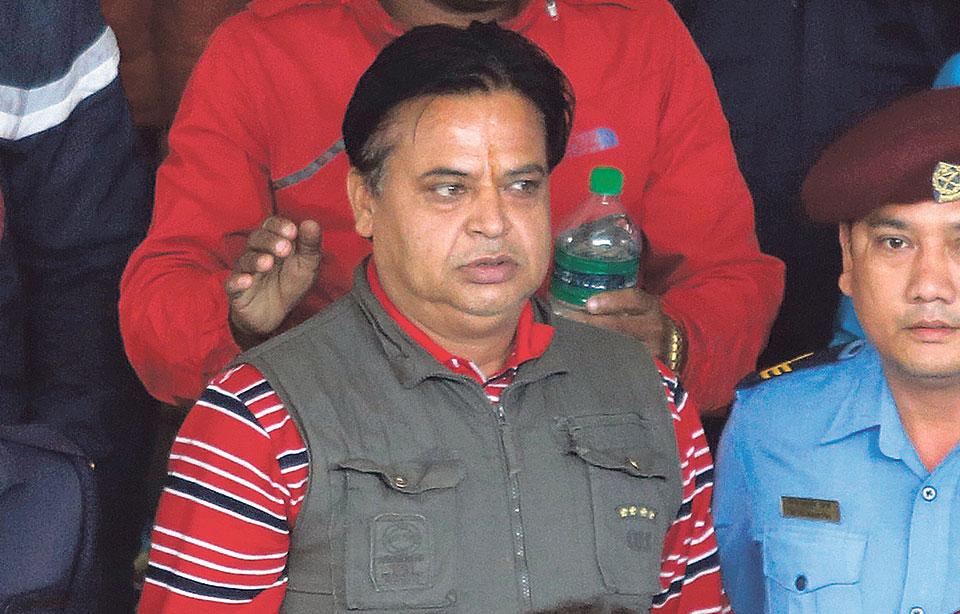 Petition against govt move to pardon Dhungel