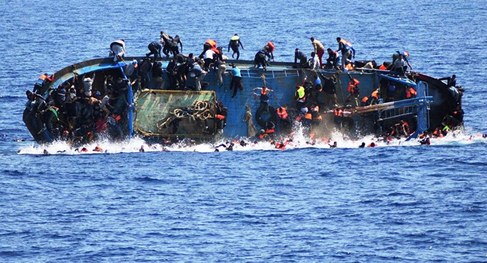Around 46 migrants die as boat capsizes off Yemeni Coast