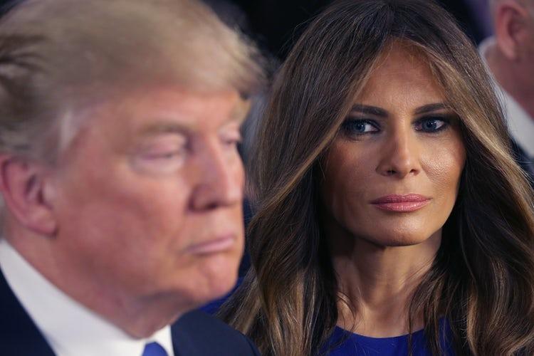 Melania Trump preparing to divorce Donald Trump?