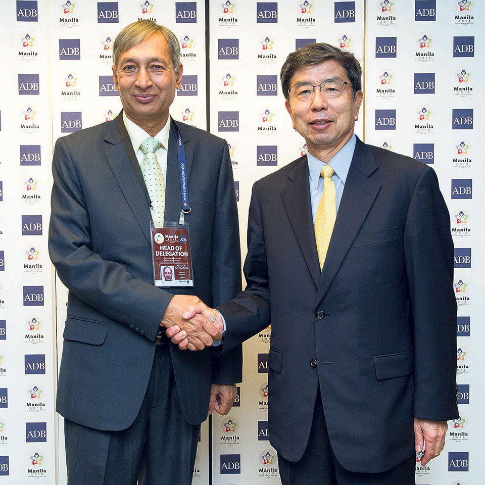 Nepal seeks ADB support for urban-rural linkages