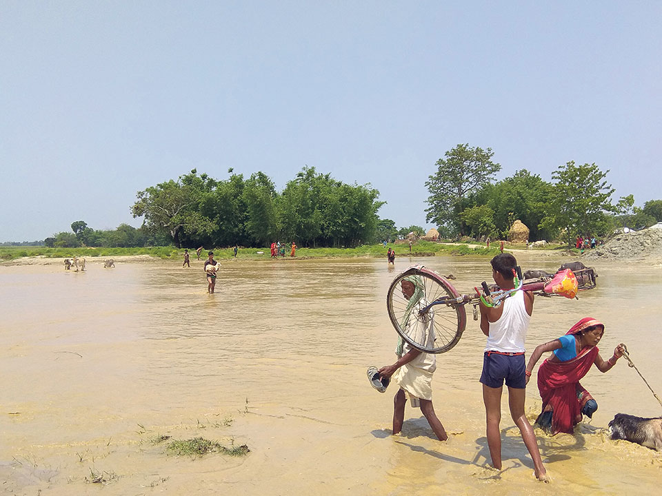 Rivers likely to swell, safety measures advised