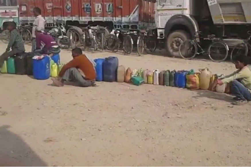 Soaring fuel prices pushes fuel smuggling along Indo-Nepal border in UP