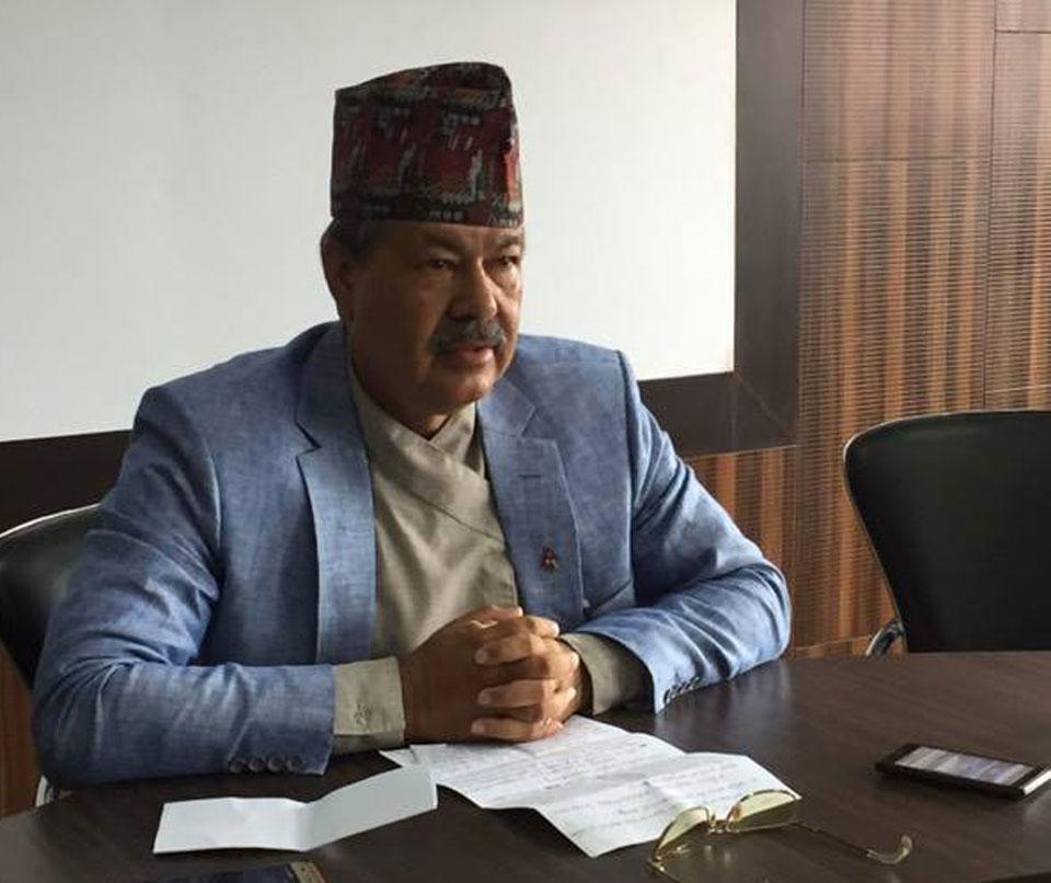 Gopal Khadka steps down after failed bids at comeback