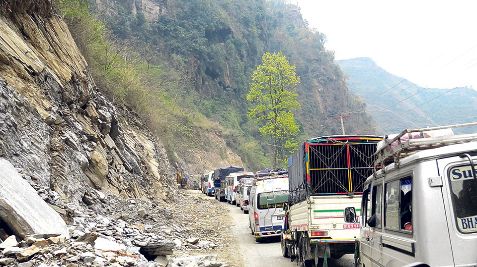 Incoming monsoon triggers fears of landslides, accidents