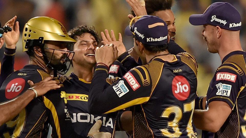 Kolkata Knight Riders dent Rajasthan Royals' playoff hopes with six-wicket win