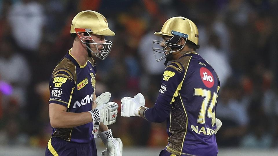 KKR beat SRH by five wickets, seal spot in play-offs