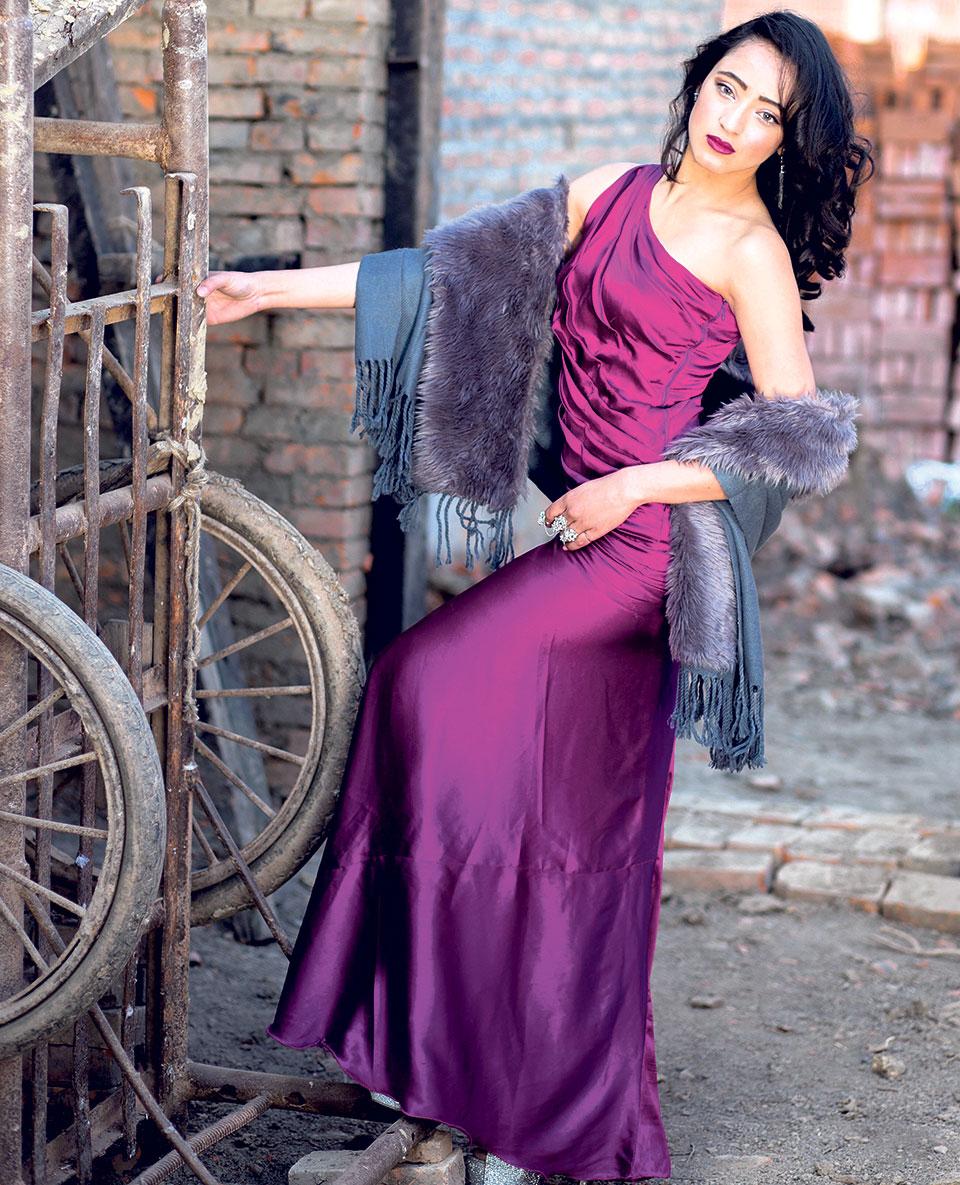 5 things about Mariska Pokharel