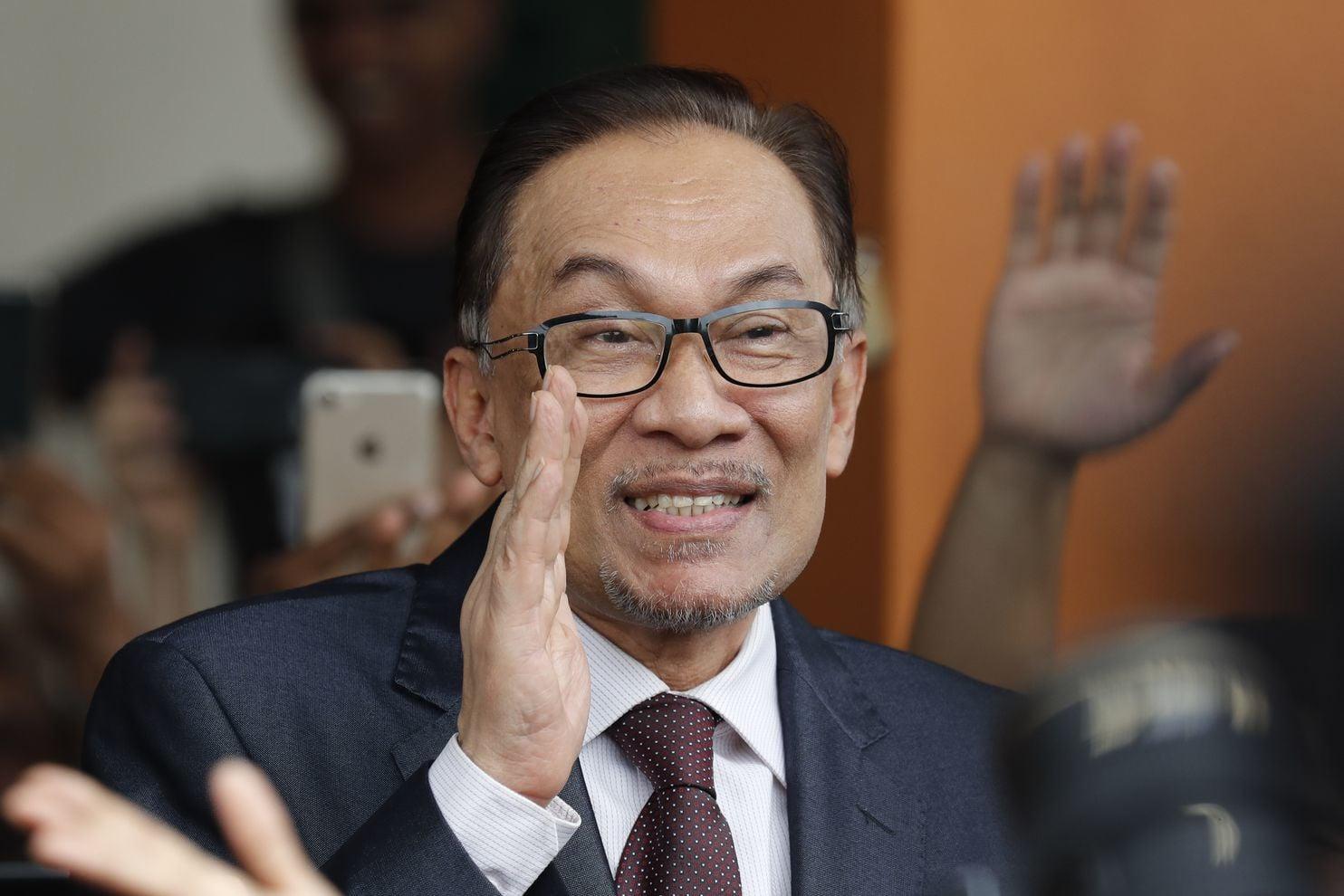 Malaysia's reformist icon Anwar freed, given royal pardon