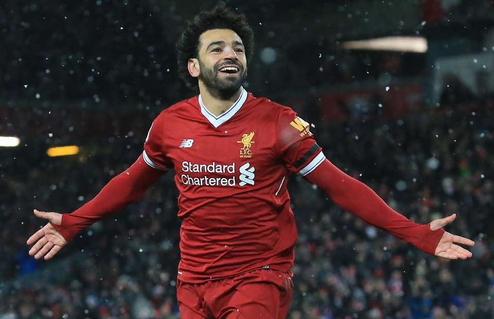 Liverpool star Mohamed Salah named EA Sports' Premier League Player of the Season