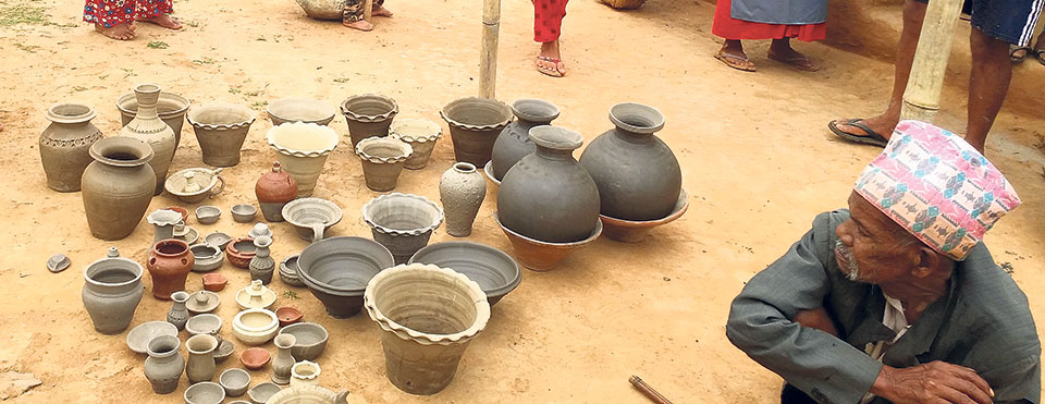 Pottery: Preserving an age-old occupation