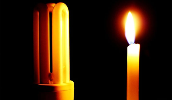 119 out of 460 rural municipalities without electricity