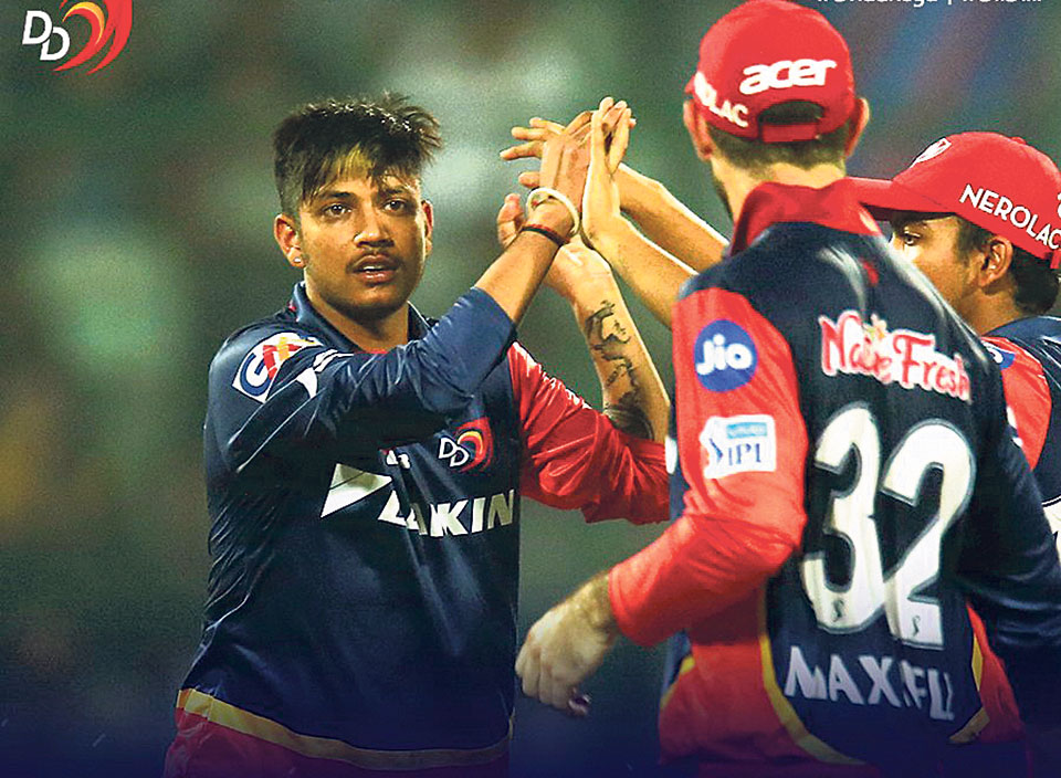 Stylish Lamichhane on top of the IPL's most economical bowler list