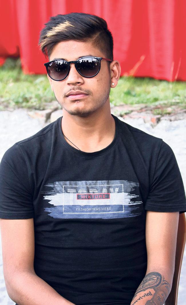 Patience key for Sandeep Lamichhane's success