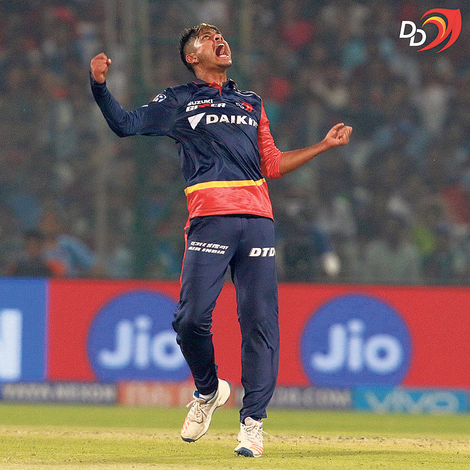 Sandeep Lamichhane makes it to ICC World XI