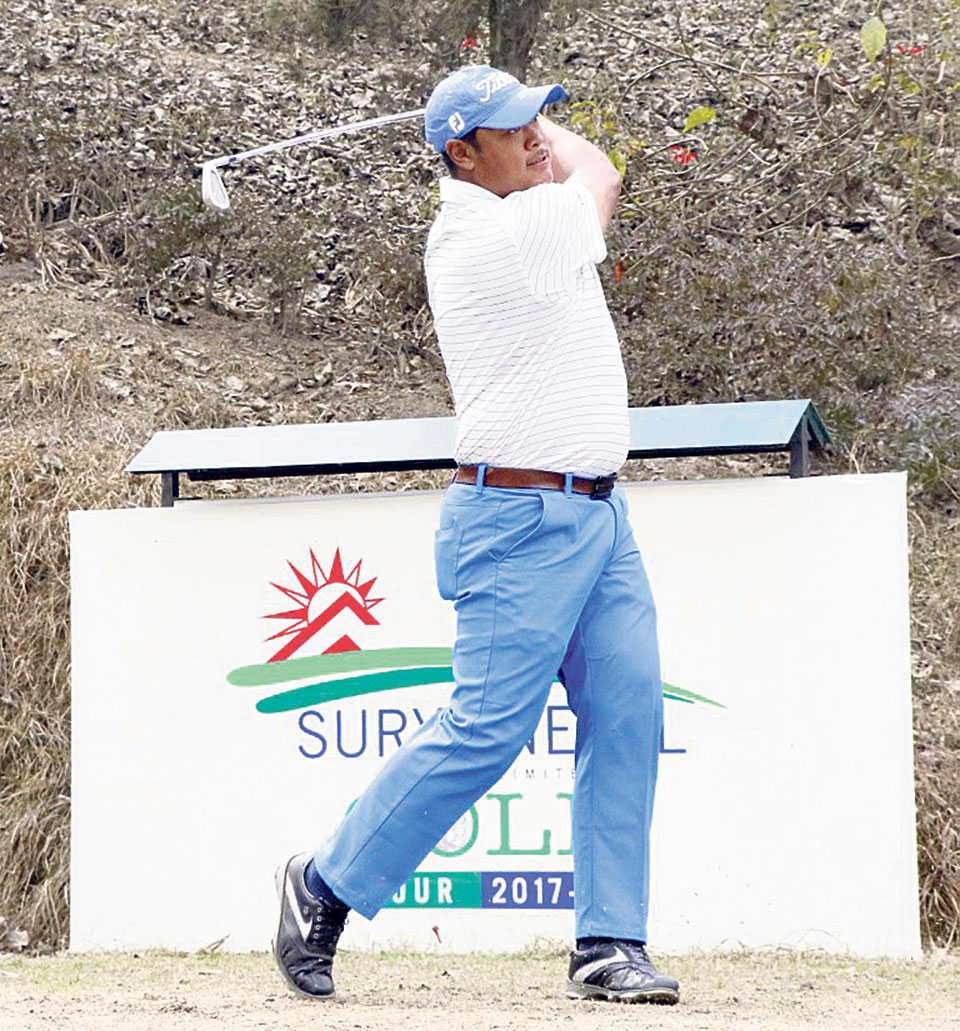 Shrestha aims to defend Surya Nepal title to retain his top spot