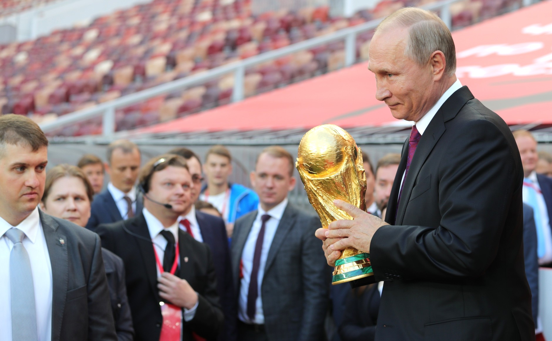 FIFA World Cup 2018: Hosts Russia sign pact with Argentina to keep hooligans away from venues