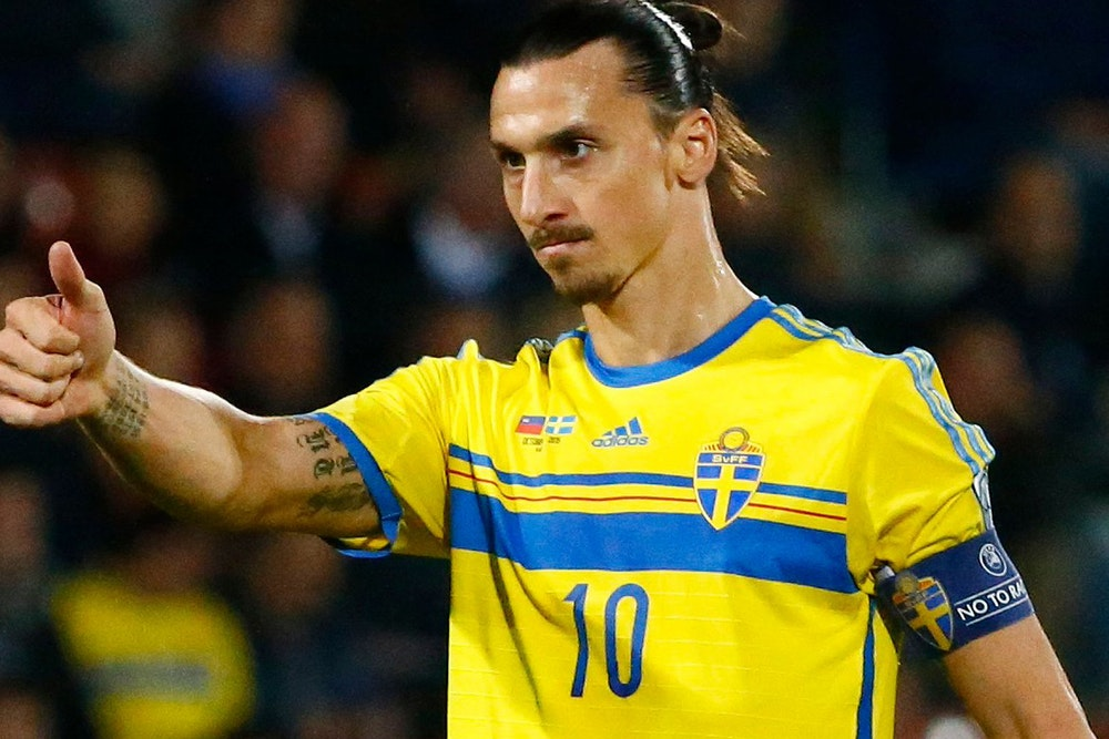 Sweden announces World Cup squad, Zlatan to miss out