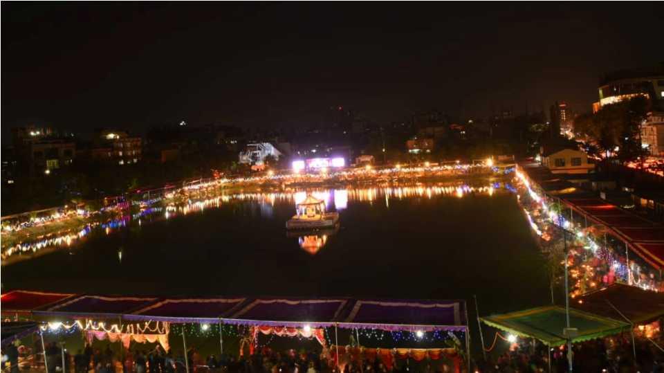 In pictures: Chhath in Kathmandu