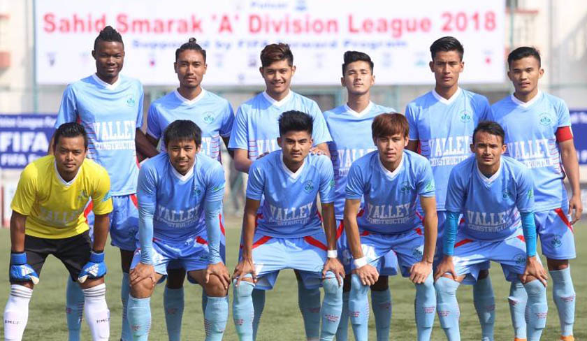 Chyasal Youth Club registers first win in 'A' Division League Football