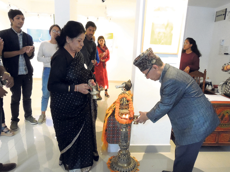 'The Bunch 2018' exhibition concludes