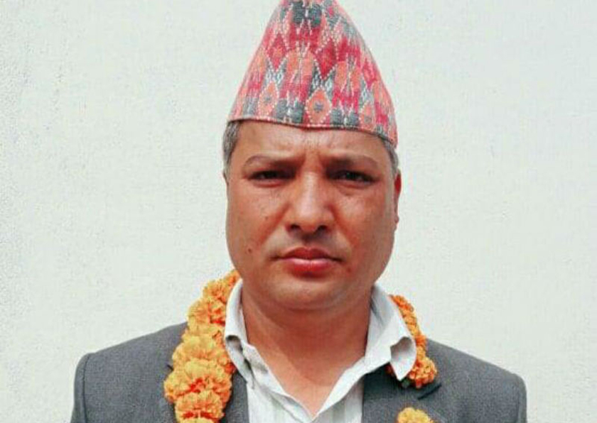 Sudurpaschim Province Minister sacked for misconduct