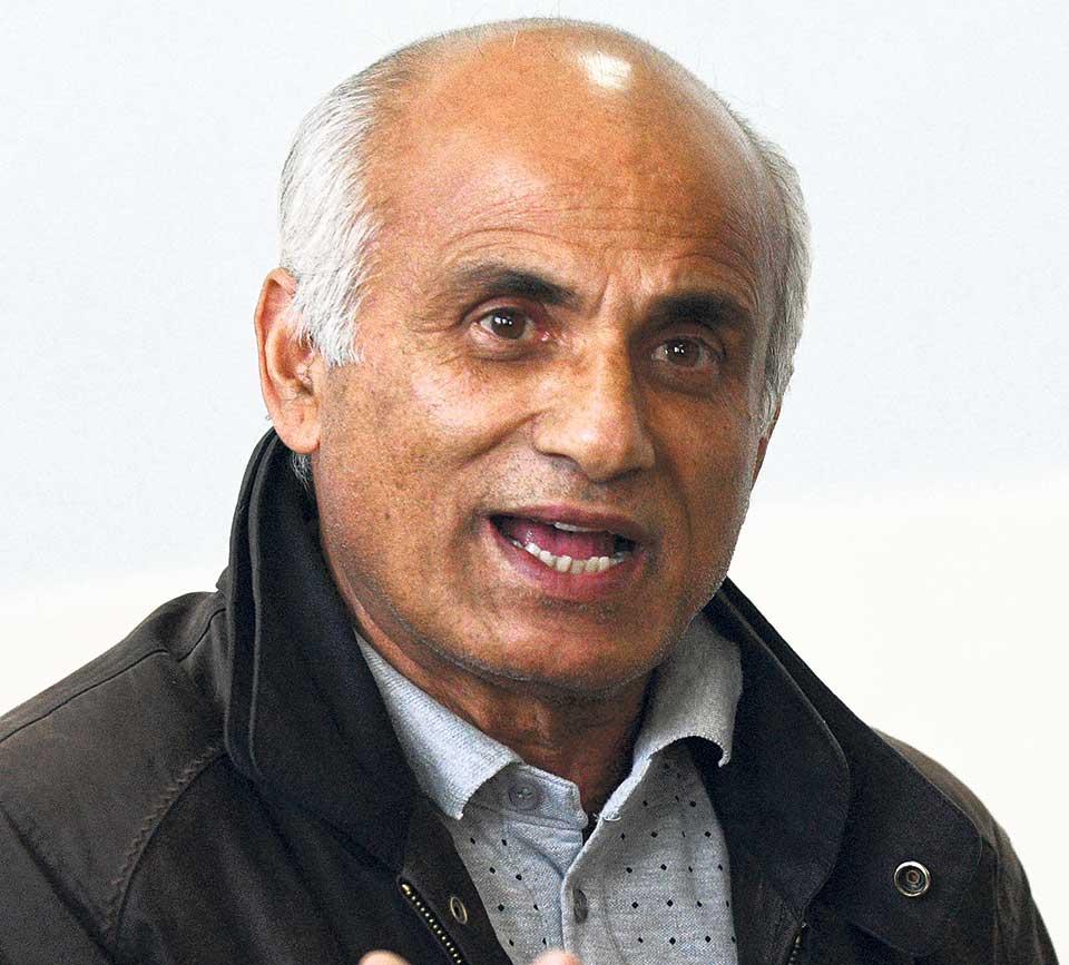 Dr KC warns of fast-unto-death over Nirmala case