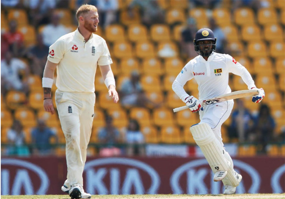 Stokes brilliance helps England peg back Sri Lanka