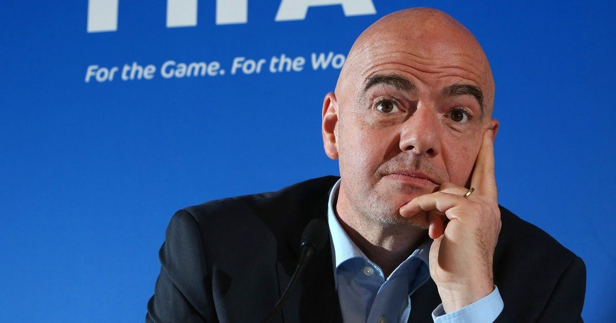 Infantino: Sharing 2022 WC could bring peace to Middle East