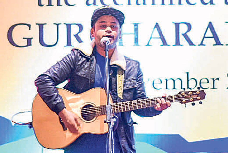 Curtain raiser of IME Nepal Literature Festival 2018