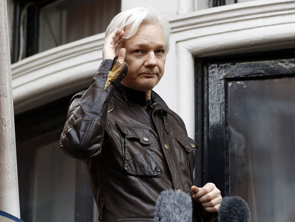 Lawyer for WikiLeaks' Assange says he would fight charges