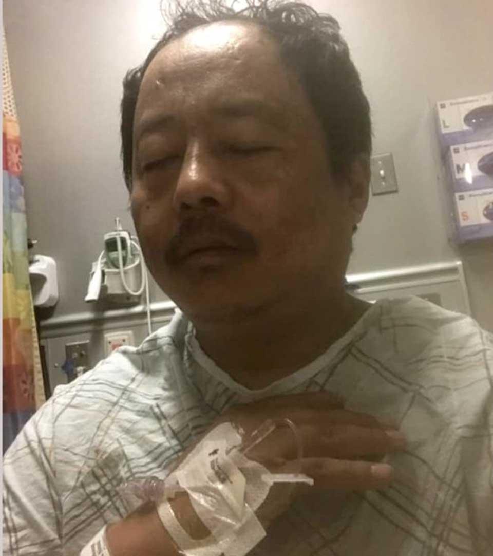 Nepali journalist assaulted in New York