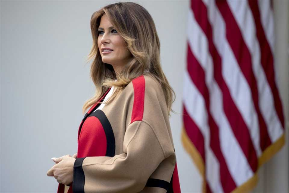 First lady to take part in 'town hall' on opioids