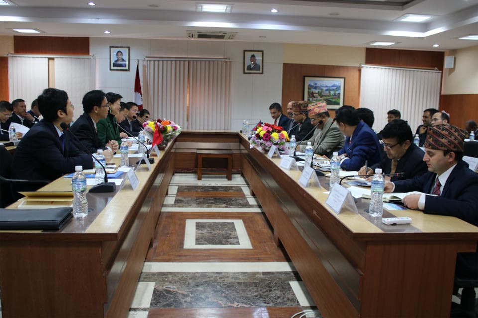 Nepal, China agree to expedite China-assisted projects in Nepal