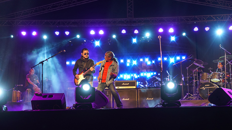 Nepathya performs in Dharan after almost 15 years