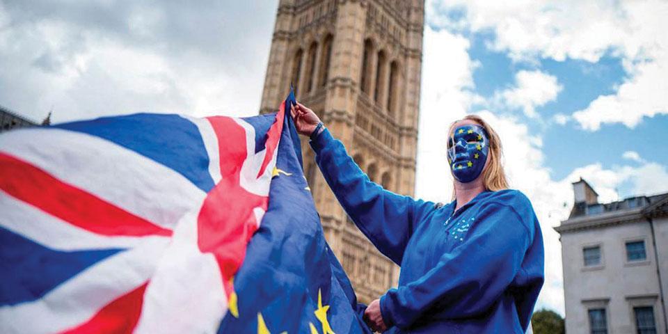 The Brexitization of European politics