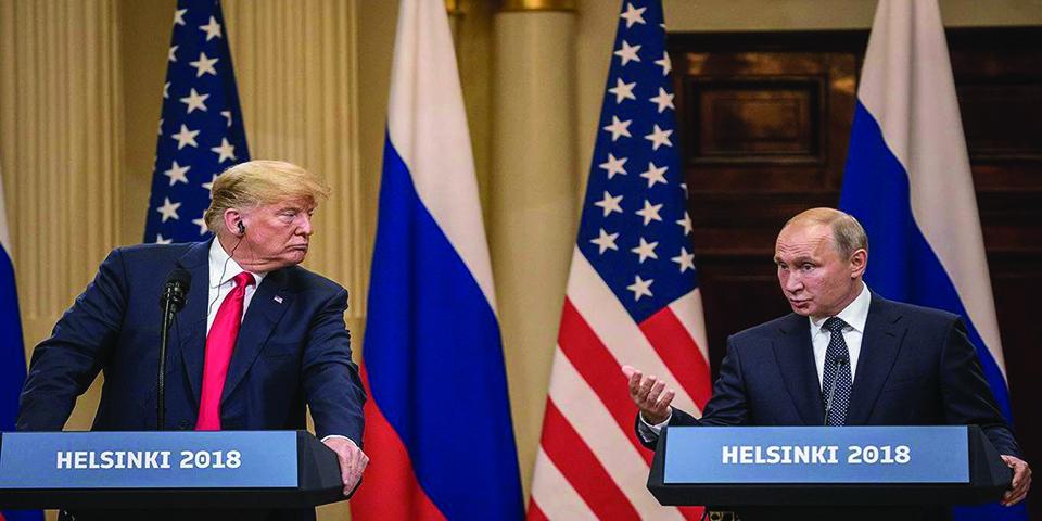 Is Trump duping Putin?