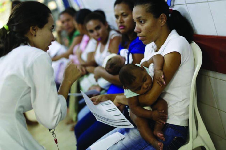We are not prepared for Zika virus outbreak