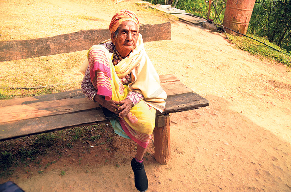 101-year-old Bhagawati to be the first national identity card holder