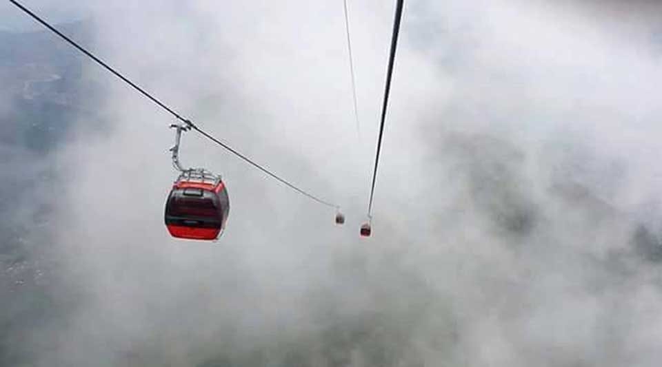 Cable car service to Panchase in offing - myRepublica - The New York