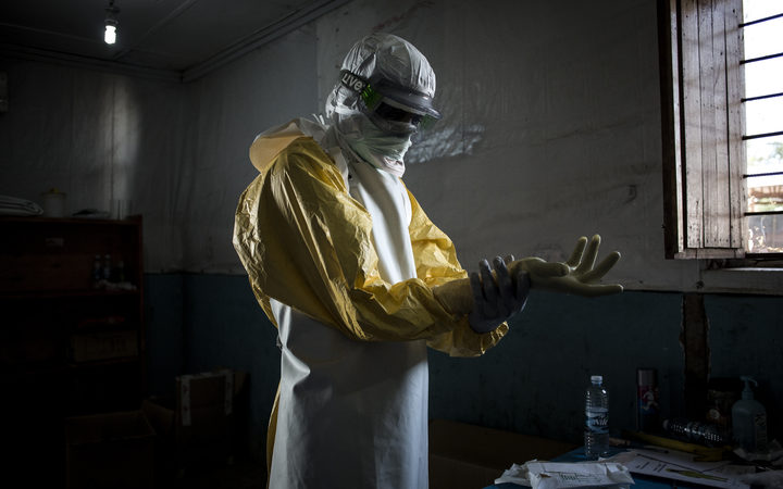 DRC's Ebola outbreak now 2nd largest in history, WHO says