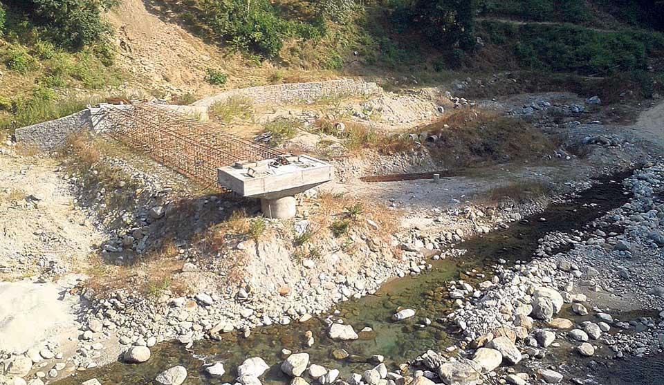 Contractor's negligence puts bridge in limbo