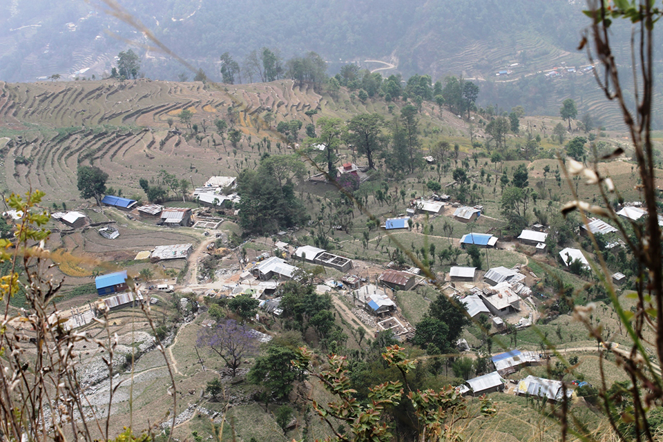 Quake victims resettling in vulnerable settlements
